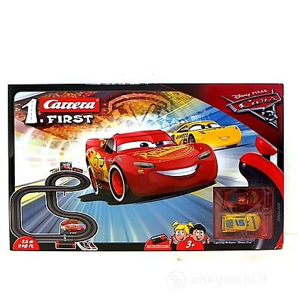 Pista Disney Cars 3 Carrera (20063011)