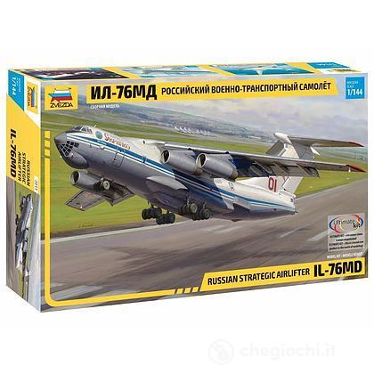 Aereo Ilyushin Il-76Md 1/144 (ZS7011)