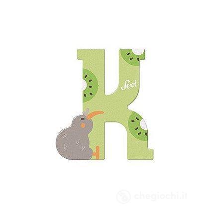 Lettera K Kiwi (83011)