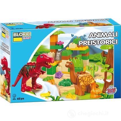 Set Costruzioni 62 Pezzi Dinosauro (GG81002)