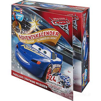 Calendario dell'Avvento Cars 3 (RV01012)