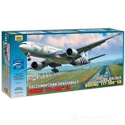 Aereo BOEING 777-300ER 1/144 (ZS7012)
