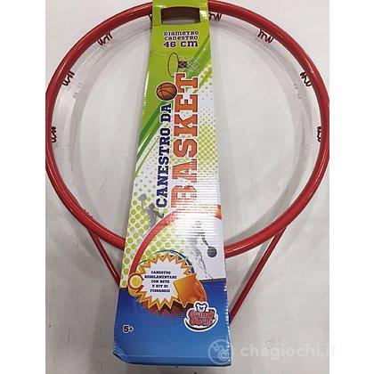 Anello Basket In Metallo Con Rete (GG44012)