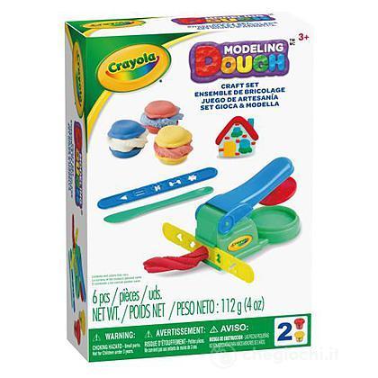 Pasta da modellare - Set Gioca & Modella (A1-1013)