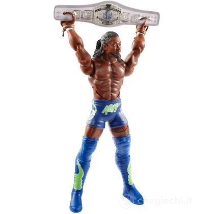WWE Kofi Kingston Personaggi Superstrikers (BJM96)