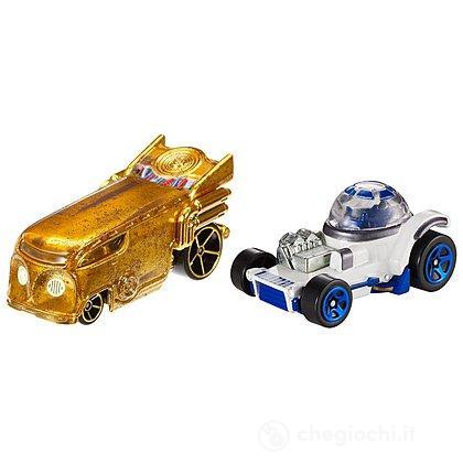 Star Wars 2 veicoli - R2-D2 & C-3PO