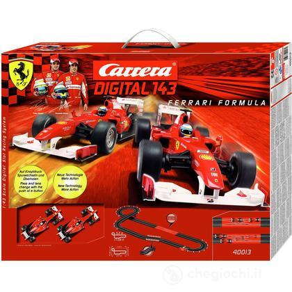 Pista Carrera Digital 143 Ferrari Formula
