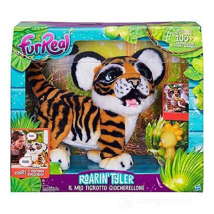 Tigre Tyler Fur Real Friends Peluche interattivo (B9071103)