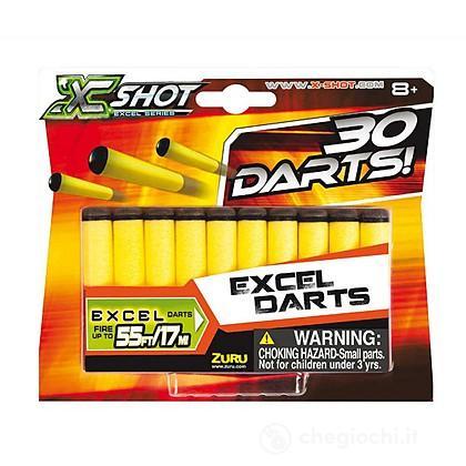 X-Shot Refil 30 Dardi