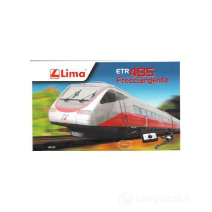 Treno ETR 485 Freccia Argento (HL1038)