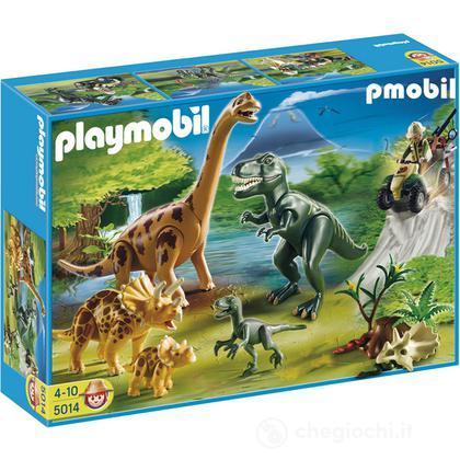 Mondo dei dinosauri (escl. nt) (5014)