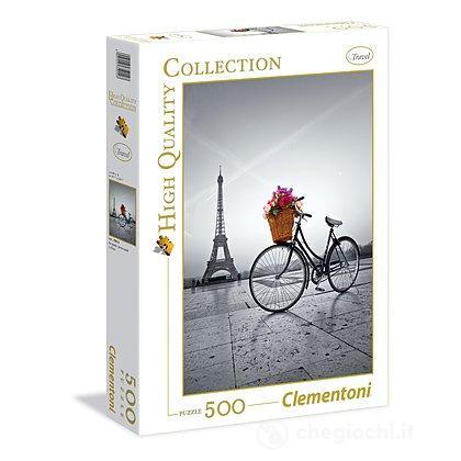 500 pezzi Romantic Promenade Paris (35014)