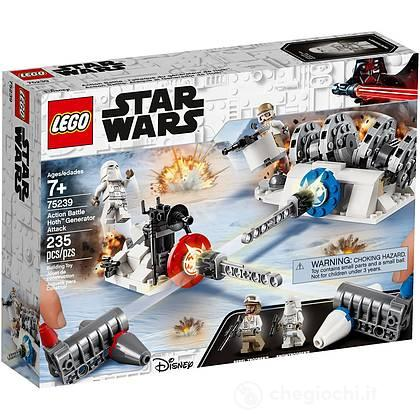 Attacco Al Generatore Di Hoth - Lego Star Wars (75239)