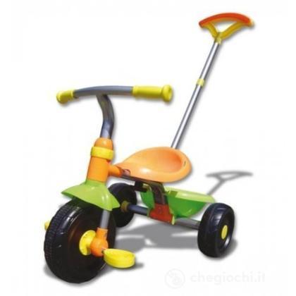 Triciclo Verde Arancio