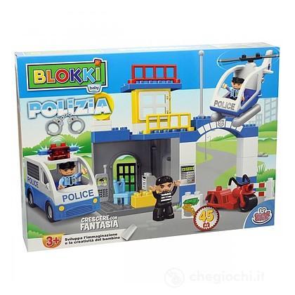 Set Costruzioni Caserma Polizia (GG81015)