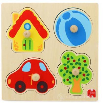 Puzzle Colore (53015)