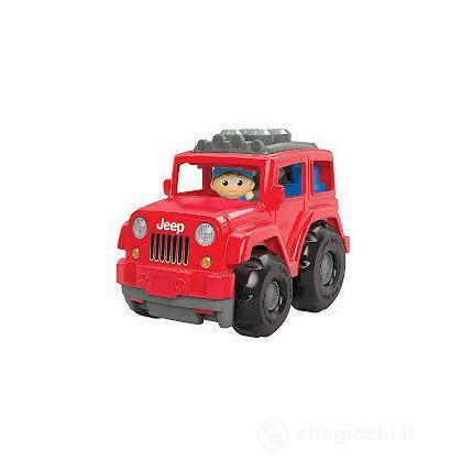 Jeep Camionicino (81016U)