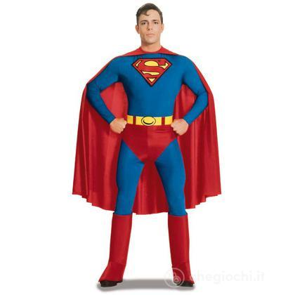 Costume Superman adulto taglia M 48 ( R 888001)