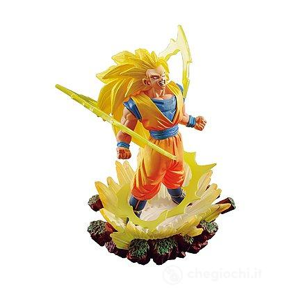 Dragon Ball - Goku Super Sayan Livello 3