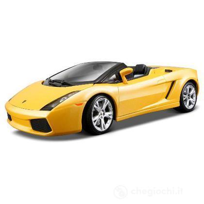 Lamborghini Gallardo spider 1:18