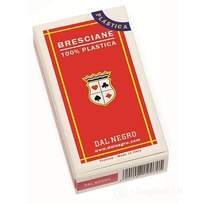 Carte Regionali Bresciane Da 52 N.89 Plastica