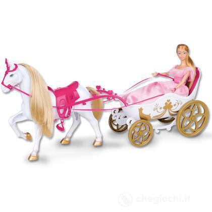 Sissi romantica carrozza (GPZ12016)