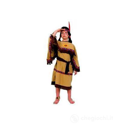 Costume principessa indiana piccolo