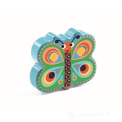 Butterfly maracas (DJ06017)