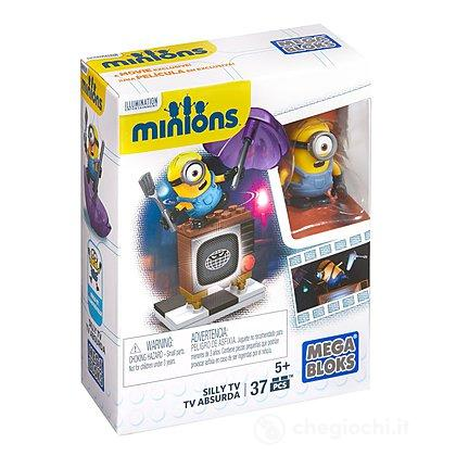 Minion Movie Silly TV (CNF49)
