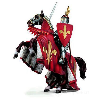 Principe su cavallo: Giglio (70018)