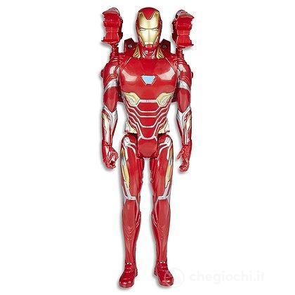 Iron Man + Zaino. Titan Hero Avengers Infinity Wars (FIGU2721)