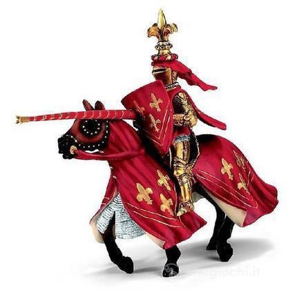 Cavaliere al torneo: Giglio (70019)