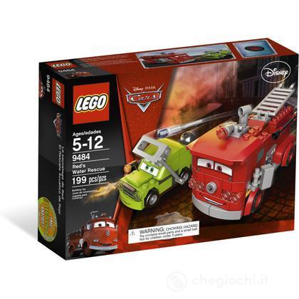 LEGO Cars - Il salvataggio in acqua di Red (9484)