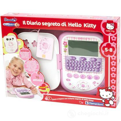 Diario Elettronico Hello Kitty (12019)