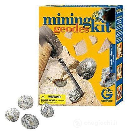 Mining Kit - Geodes