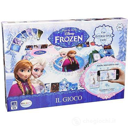 Gioco In Scatola Frozen Interattivo