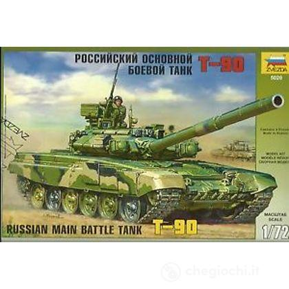Carro armato T-90 1/72 (ZS5020)