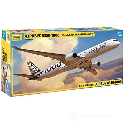Airbus A-350-1000 Scala 1/144 (ZS7020)