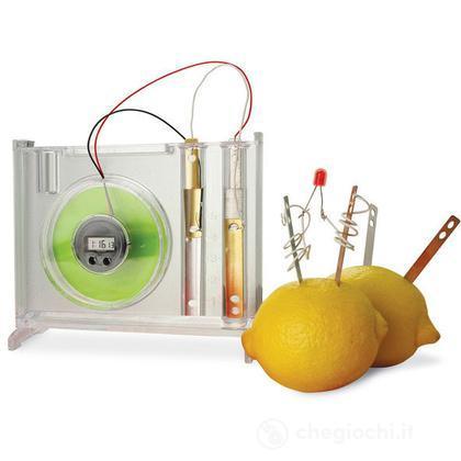 Orologio a limone