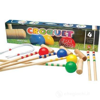 Croquet 6 Mazze con Borsa (10566)