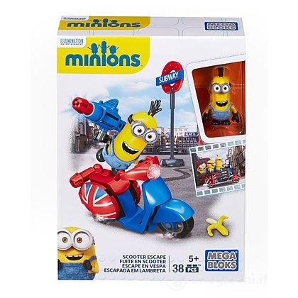 Minion Movie Fuga in Scooter (CNF52)