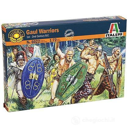 Guerrieri Galli I-II Secolo a.C. (6022)