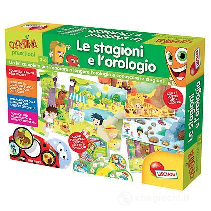 Maxi Le Stagioni E L'Orologio (60221)