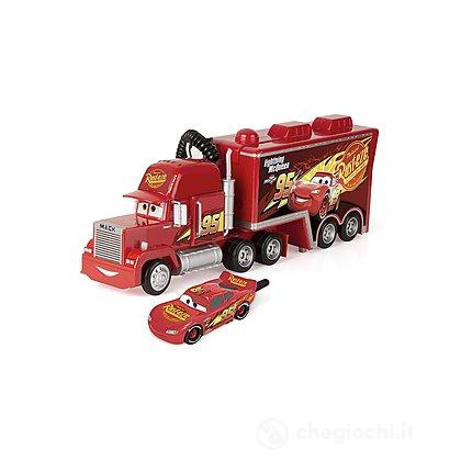 Cars 3 super communicator Mack Truck e McQueen (250222)