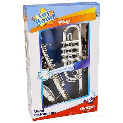 Mix Tromba E Sassofono