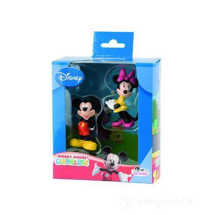 Club Topolino Disney: Double Pack Mickey + Minnie (15023)