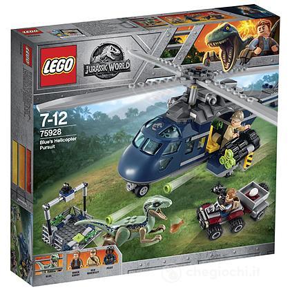 Inseguimento elicottero - Lego Jurassic World (75928)