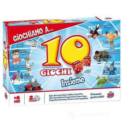 10 Giochi Riunit (GG90023)