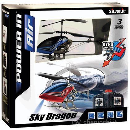 Sky Dragon Elicottero ad infrarossi