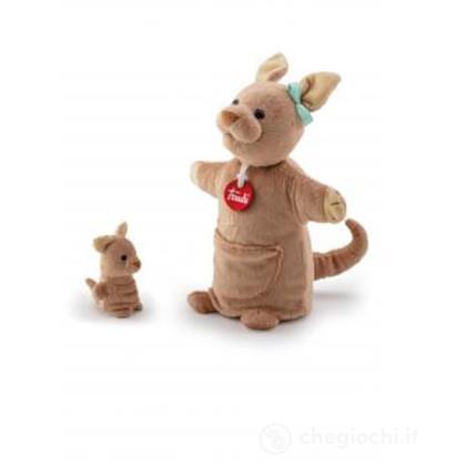 Marionetta & baby Canguro S (11023)